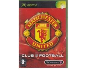 Manchester United : Club Football 2003/04 (Xbox)