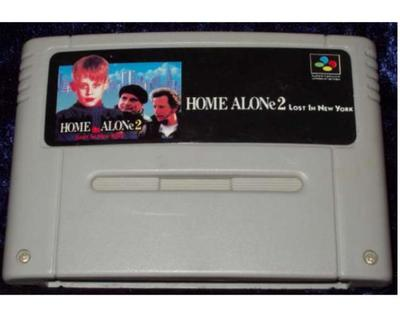 Home Alone 2 : Lost in New York (SNES)
