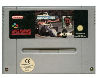 Indy Car (SNES)