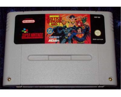 Justice League Task Force (SNES)