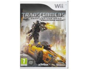 Transformers : Dark of the Moon (stealth force edition)