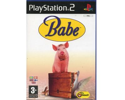 Babe u. manual (PS2)