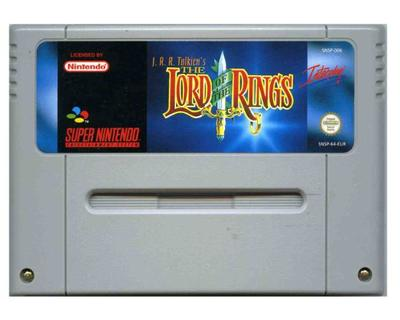 Lord of the Ring, The (SNES)