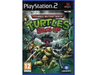 Turtles : Smash-Up u. manual