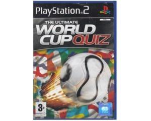 Ultimate World Cup Quiz, The u. manual