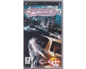 Need for Speed : Carbon Own the City  u. manual