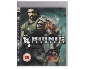 Bionic Commando u. manual