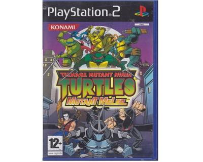 Turtles : Mutant Melee u. manual