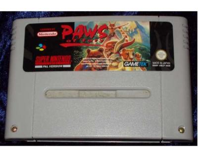 Paws of Fury (SNES)