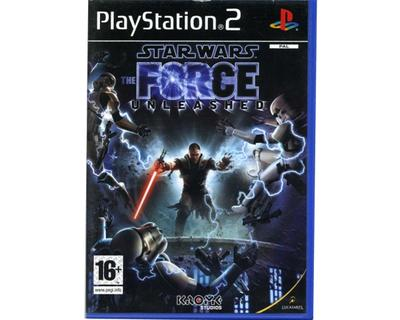 Star Wars : The Force Unleashed u. manual