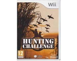 Hunting Challenge (Wii)
