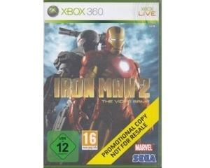 Iron Man 2 (promotional copy) u. manual