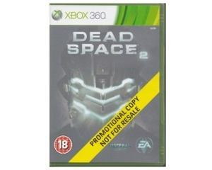 Dead Space 2 (promotional copy) u. manual