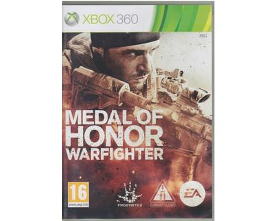 Medal of Honor : Warfighter (forseglet)