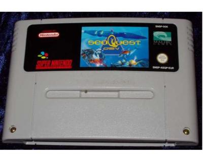 Sea Quest (SNES)