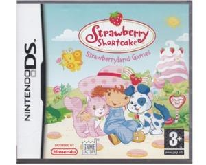 Strawberry Short Cake : Strawberryland Games u. manual