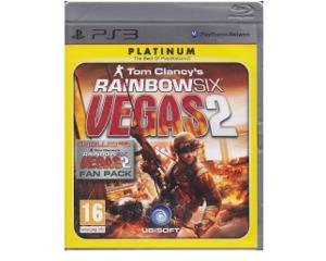 Rainbow Six : Vegas 2 (platinum)