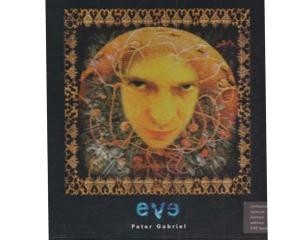 eve : Peter Gabriel m. kasse og manual (CD-Rom)