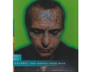 Xplora 1 :Peter Gabriel's Secret World m. kasse og manual (CD-Rom)