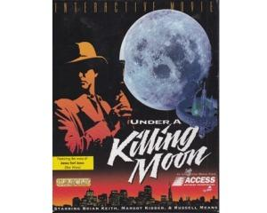 Under a Killing Moon m. kasse og manual (CD-Rom)