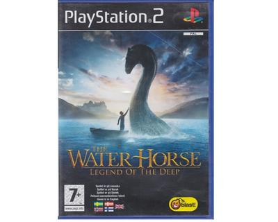 Water Horse, The : Legend of the Deep u. manual (dansk)