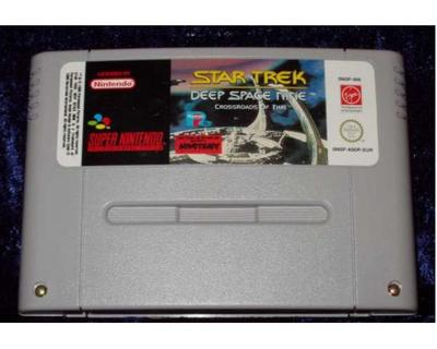 Star Trek : DS9 Crossroads of Time (SNES)