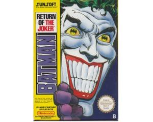 Batman : Return of the Joker (scn) m. kasse og manual