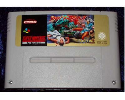 Street Fighter II (SNES)