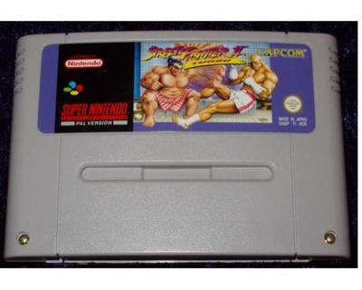 Street Fighter II Turbo (SNES)