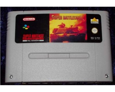 Super Battletank (SNES)