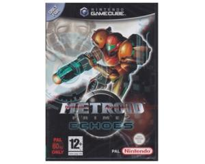 Metroid Prime 2 Echoes (forseglet)