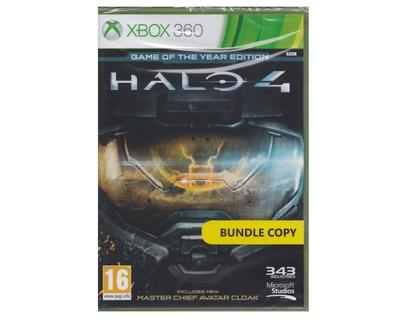 Halo 4 (Game of the Year Edition) u. manual