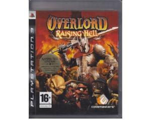 Overlord : Rasing Hell