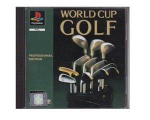 World Cup Golf (professionel edition) (tysk) (PS1)