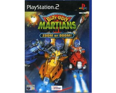 Butt Ugly Martian : Zoom or Doom u. manual