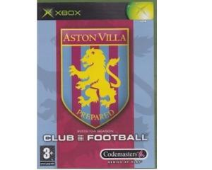 Aston Villa  Club Football 2003/04