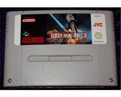 Super Star Wars : Return of the Jedi   (SNES)