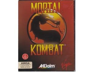 Mortal Kombat (1mb) m. kasse og manual