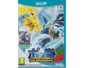 Pokken Tournament (Wii U)