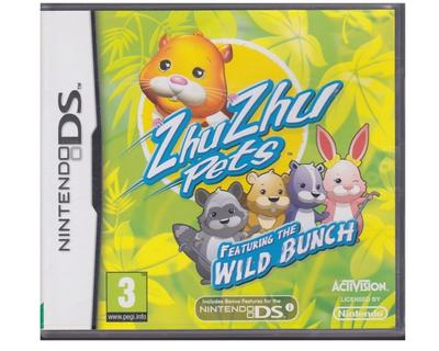 Zhu Zhu Pets : Wild Bunch u. manual