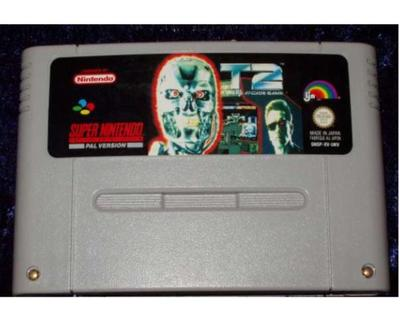 T2 : Terminator 2 : The Arcade Game (SNES)