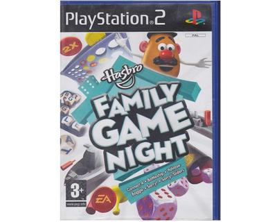 Hasbro Family Game Night (forseglet)