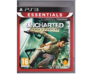 UnCharted : Drakes Fortune (essentials)