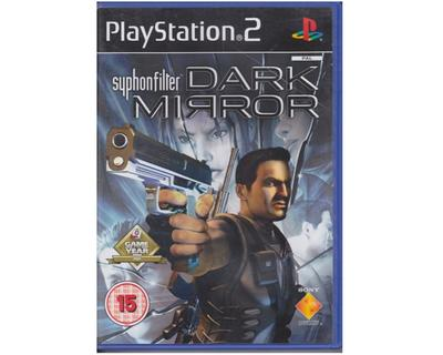 Syphon Filter : Dark Mirror u.manual