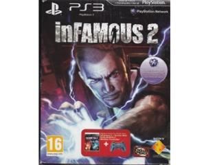 Infamous 2 (joypad bundle)