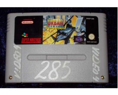 Urban Strike (SNES)