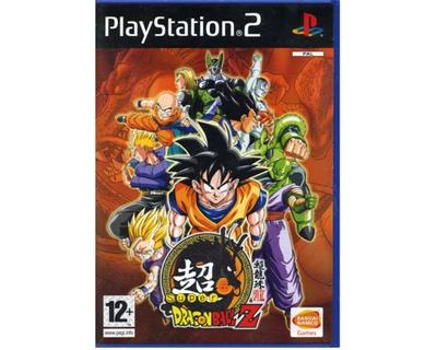 Super Dragonball Z u. manual (PS2)