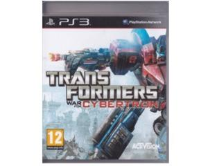 Transformers : War for Cybertron