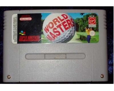 World Masters (SNES)