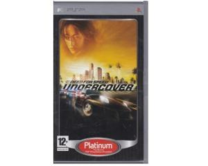 Need for Speed : Undercover (platinum)